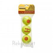 Tennisepallid Minions Oranž 3tk.