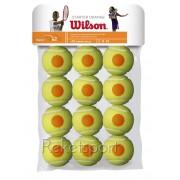 Tennisepallid Starter Game Balls Oranž 12 tk.