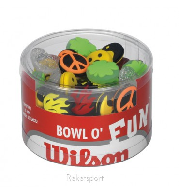 Wilson Vibratsioonisummuti Bowl O`Fun 1TK.