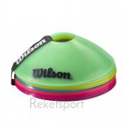 Wilson Ez Tennis Marker Cones 12tk.