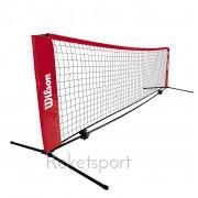 Wilson Minitennise Tennisevõrk 6.1m
